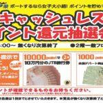 【ボートピア栄】キャッシュレスポイント感謝還元大抽選会11月25日(土)開催